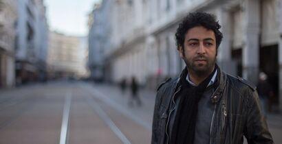 Omar Radi - © Fanny Hedenmo