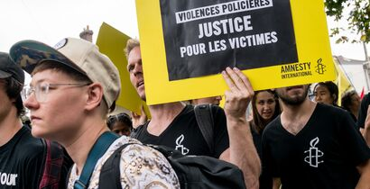 Stop aux violences policières et leur impunité