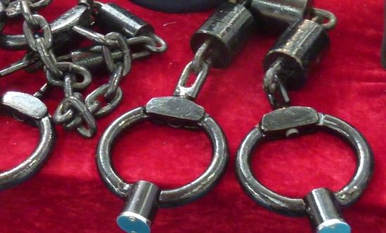 The tools of torture – a booming trade | Amnesty