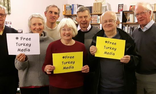 Banbury Area Group Free Turkey Media