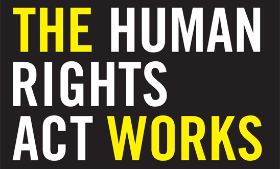The Human Rights Act works