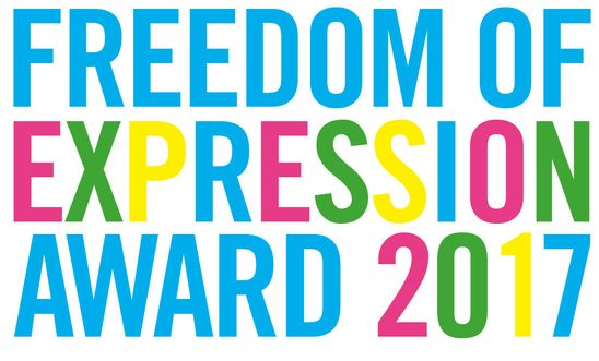 Freedom of Expression Award 2017