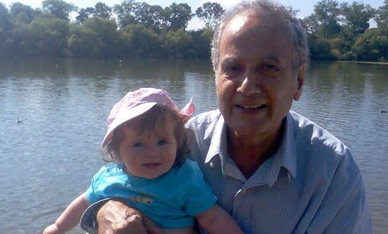 Giant Birthday Card To Be Delivered Iranian Embassy For British Grandfather Jailed In Iran