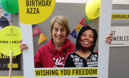 Action for Azza