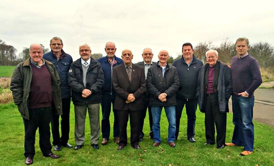 Ten of the 'Hooded Men'