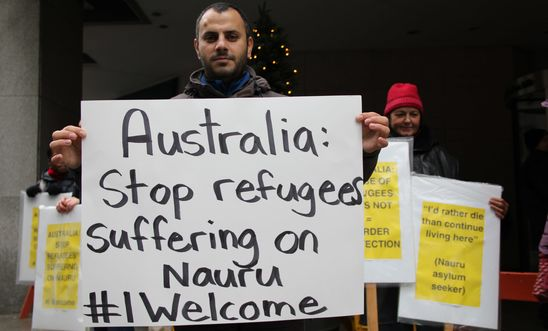 Close Nauru Rally