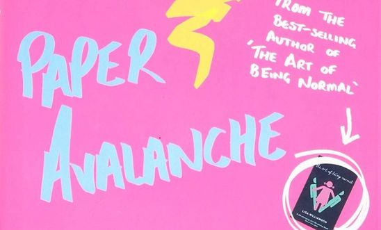 Paper Avalanche book cover