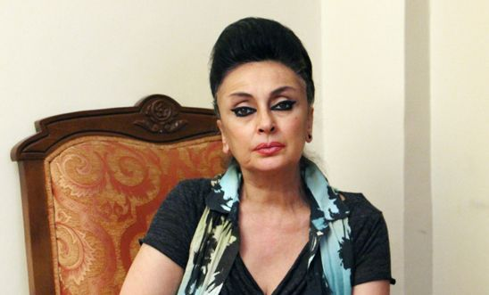Eren Keskin, a human rights lawyer in Turkey