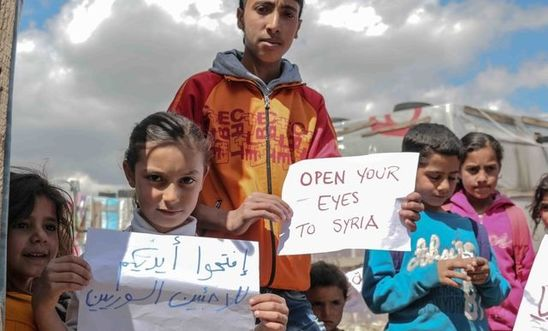 Open to Syria