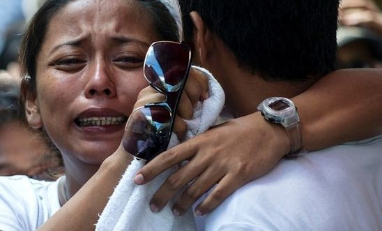 Relatives of man killed by vigilantes acting on President Duterte's call