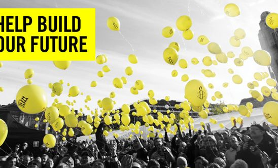 Welcome to the website of the Saffron Walden Amnesty International groupe!