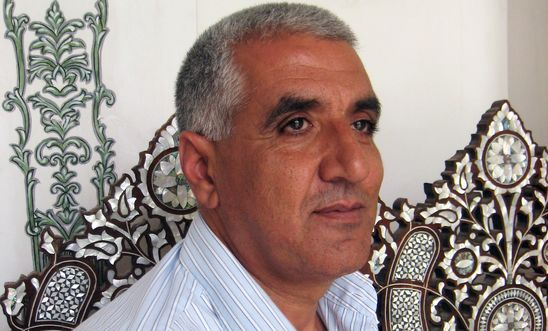 Khalil Ma'touq missing Syrian human rights lawyer