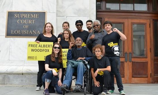 Rally in Memory of Herman Wallace and Justice for Albert Woodfox