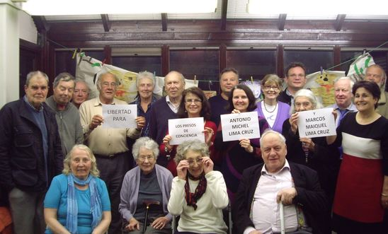 R&T Amnesty Group supporting prisoners of conscience in Cuba