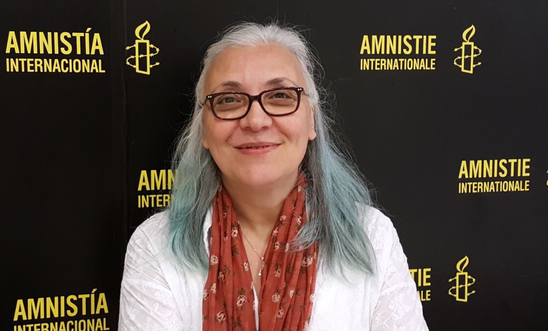 Idil Eser, Director of Amnesty Turkey