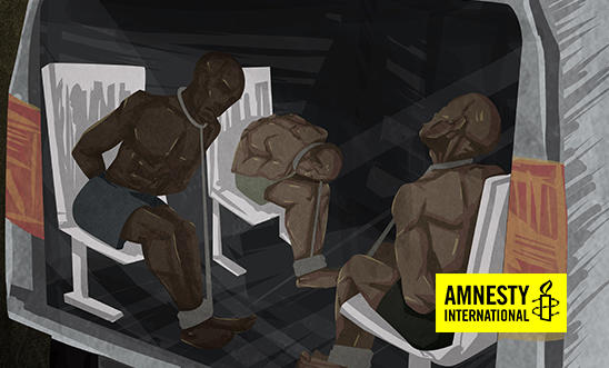 Cameroon's secret torture chambers