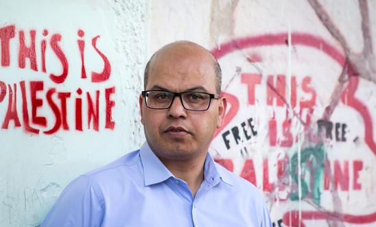 farid al atrash is on trial thsis week for his past protests in hebron c amnesty international richard burton