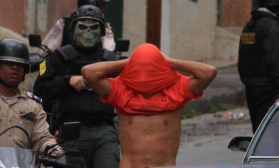 'Instead of protecting people, the Venezuelan authorities are using the language of war to try to legitimise the use of excessive force by police and military officials' - Erika Guevara-Rosas