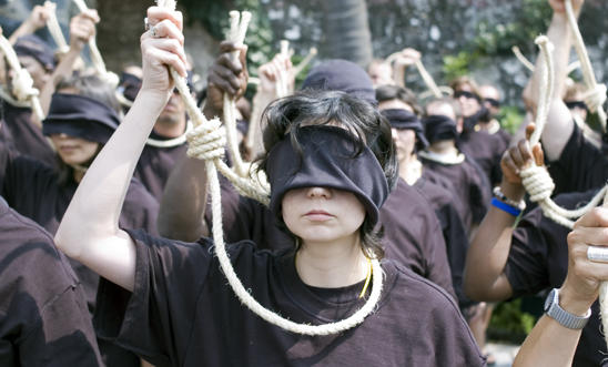 should juveniles get the death penalty