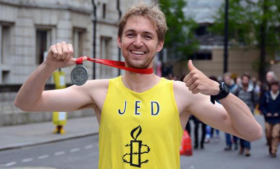 London marathon good for age start dating