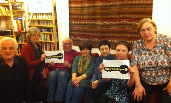 #wimbledon&merton amnesty members Myanmar action 25 April2016