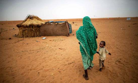 Help expose the truth about Darfur - donate now
