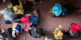 Indonesian migrant domestic workers in Hong Kong