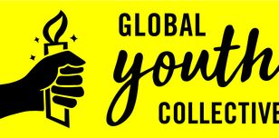 Image shows Global Youth Collective logo