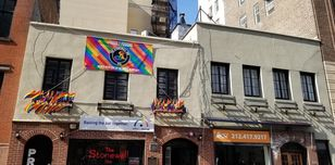 Image shows the Stonewall Inn