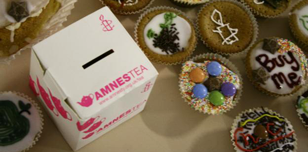 An Amnestea collection box