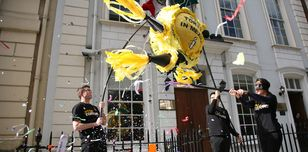 Amnesty at Mexican embassy