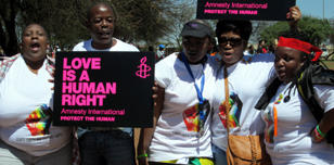 Amnesty at Soweto Pride South Africa 2012 C. Amnesty International