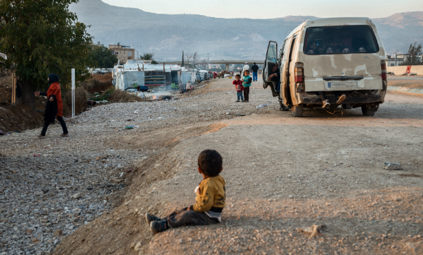 Syrian refugees in Lebanon. © Giles Clarke/Getty Images Reportage