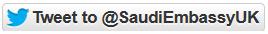 Saudi Embassy Twitter button