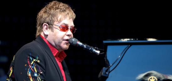 Elton John in Norway, courtesy of creative commons