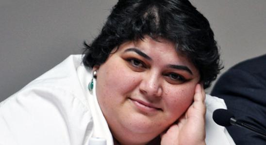 Journalist Khadija Isamayilova C. IRFS