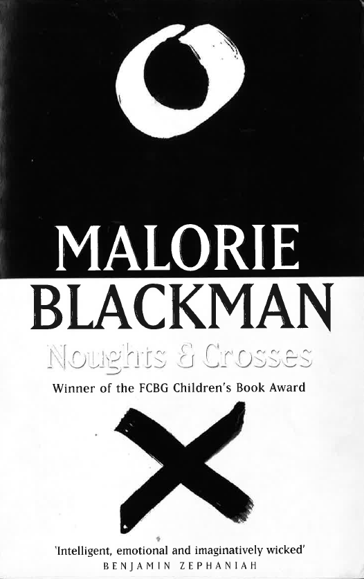 Malorie Blackman Noughts & Crosses