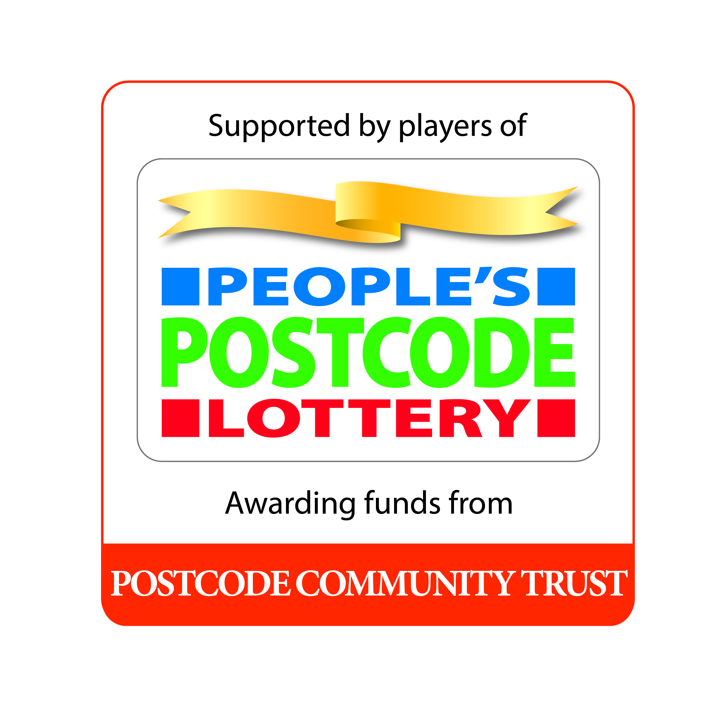 Supported by the People's Postcode Lottery