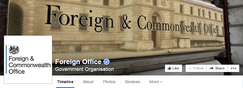 FCo on Facebook